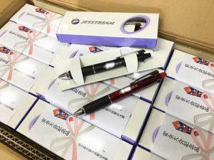 安全大会記念品 ボールペン